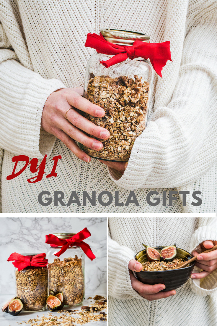 dyi chai fig granola gifts
