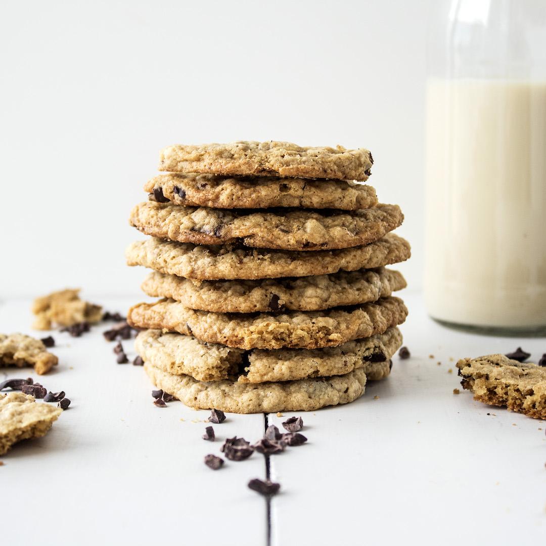 vegan gluten-free nut-free cookie recipes